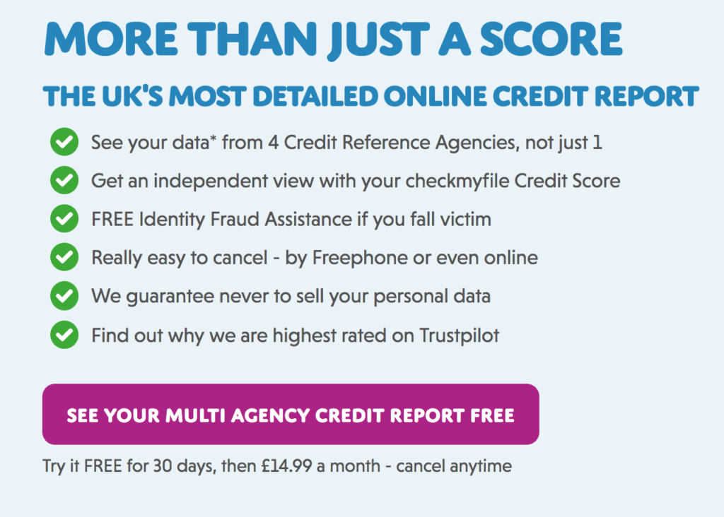 Advanced Credit Report